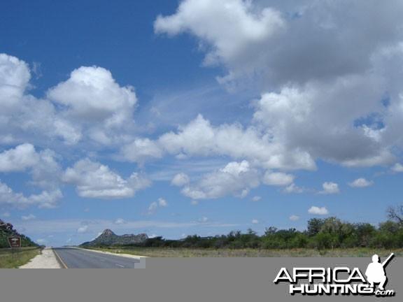 Namibian Roads