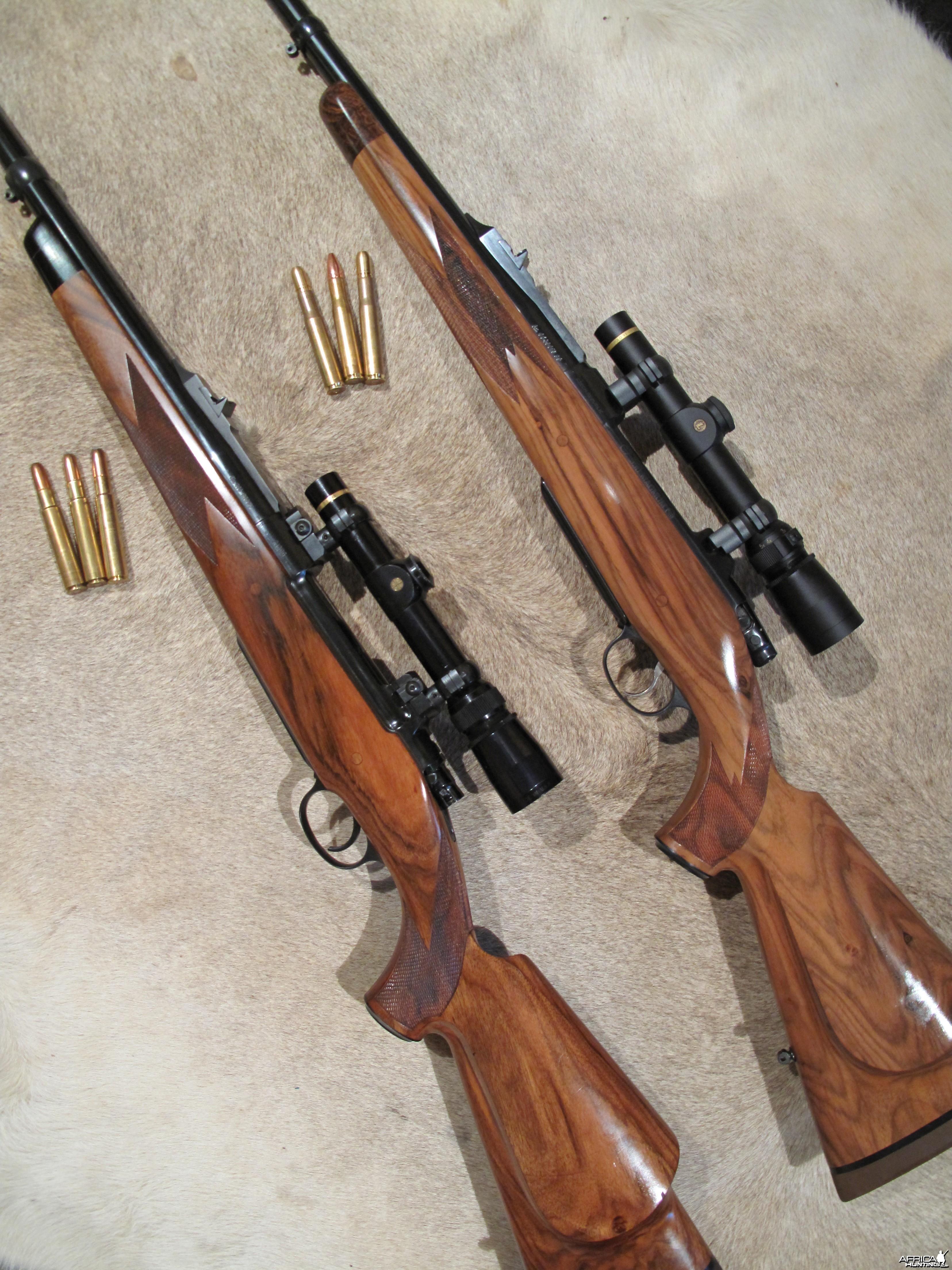 Sabi Rifles