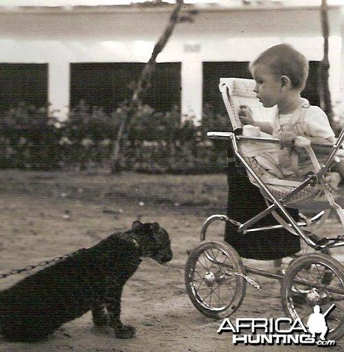 Me in Brazzaville Congo in 1962