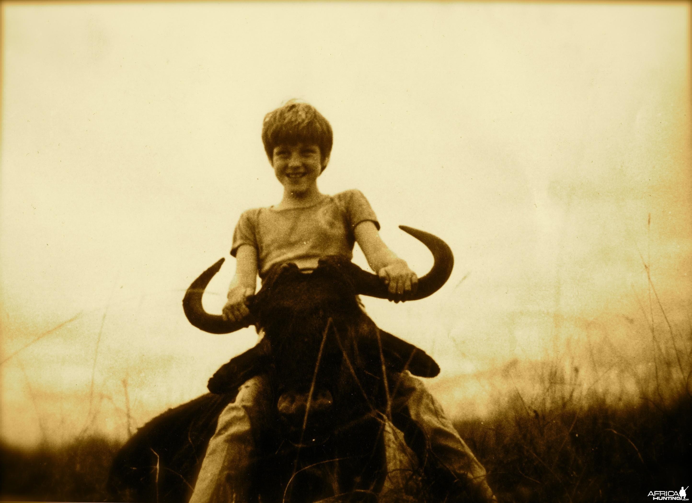 Me in Tanzania in 1972