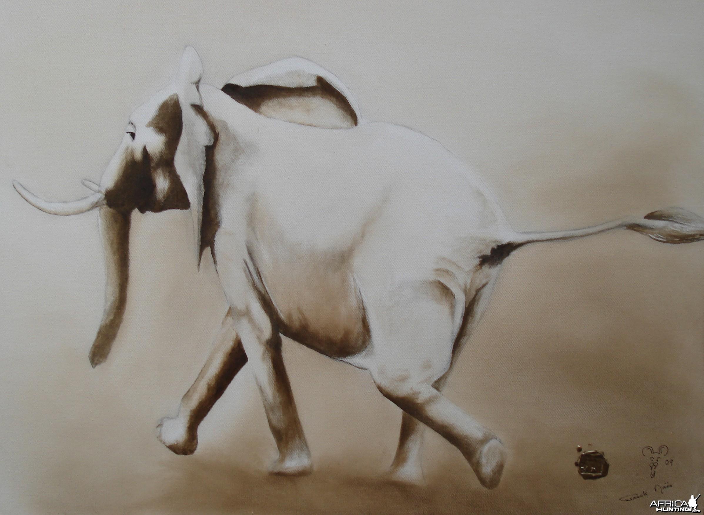 Upepo mbaya by Franck Maes