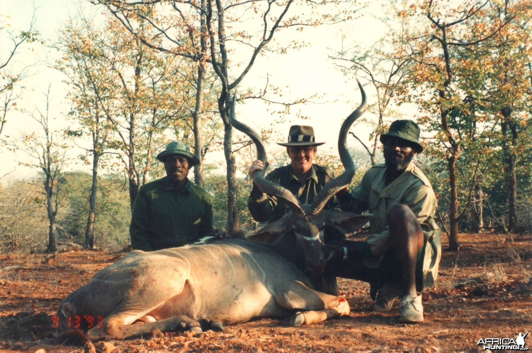 Kudu hunt Zimbabwe