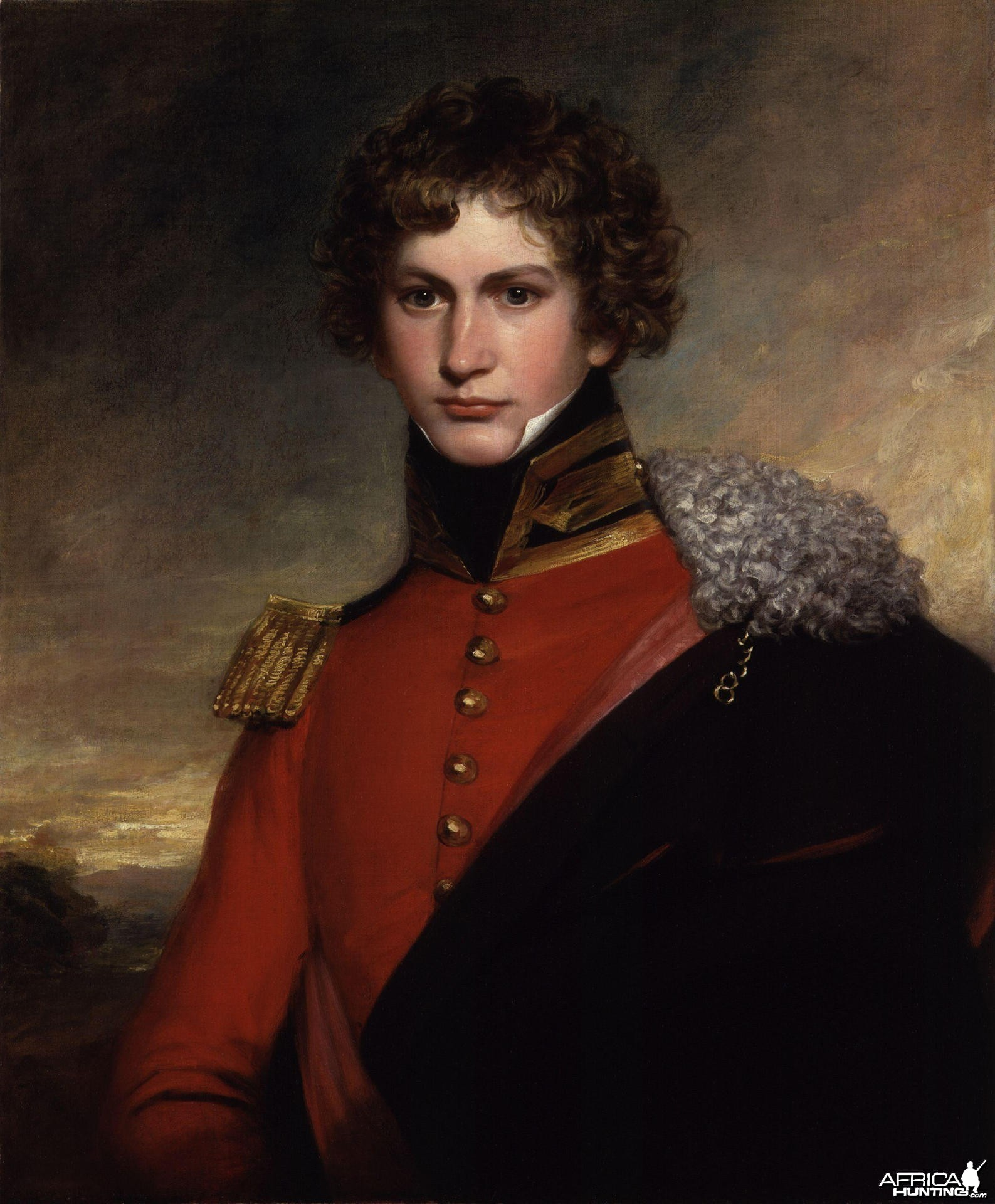 William Cornwallis Harris (1807-1848), Artist & Hunter