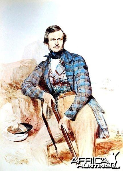 William Cornwallis Harris (1807-1848), Artist & Hunter