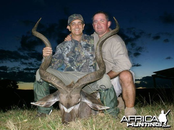 Hunting Kudu South Africa