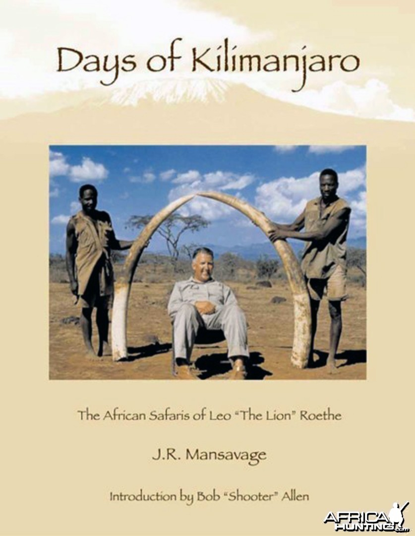 Days of Kilimanjaro by John R. Mansavage
