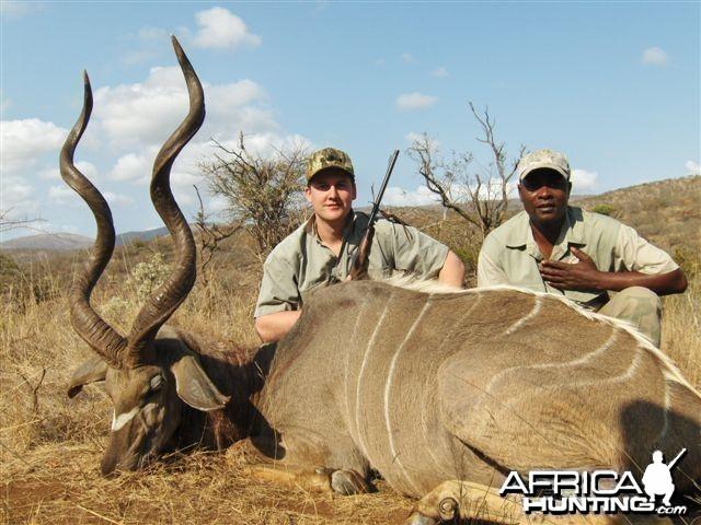 Kudu Zululand