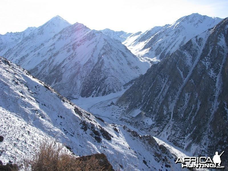 Hunting in Kyrgyzstan