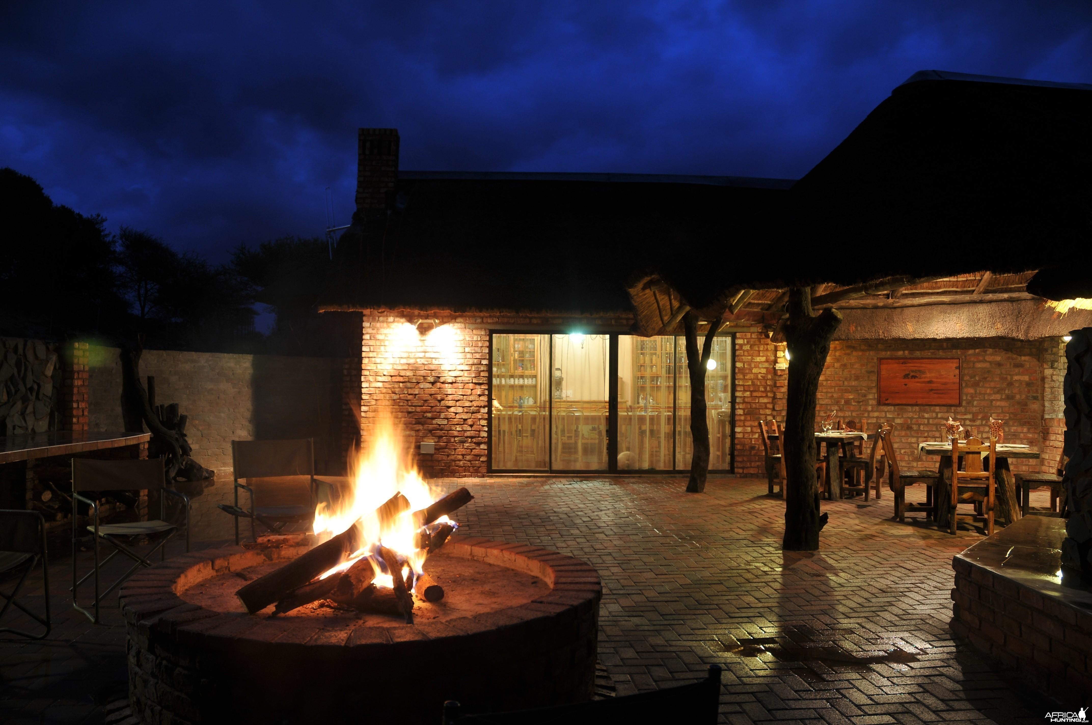 Hartzhoogte Lodge Wintershoek