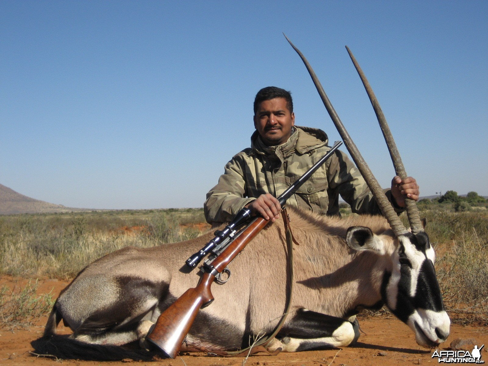 Gemsbok Northern Cape SA