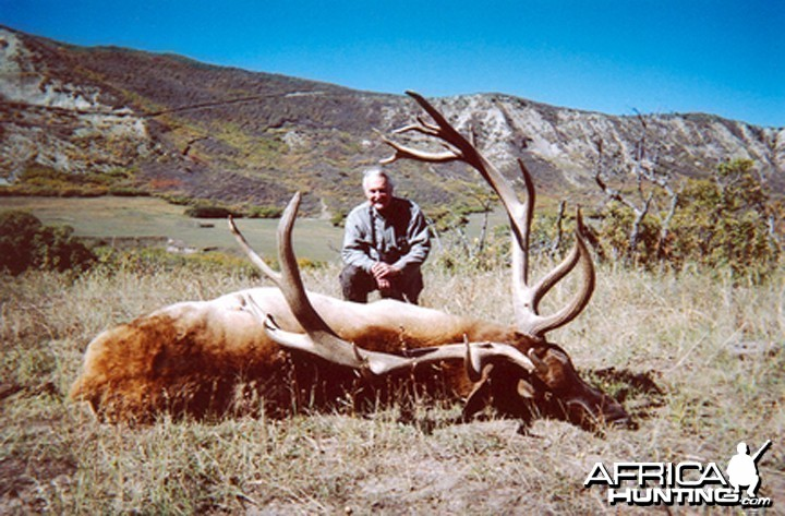William Edward (Bill) Poole, Big Game Hunter