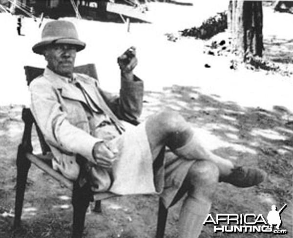 Jim Corbett in Dhikala