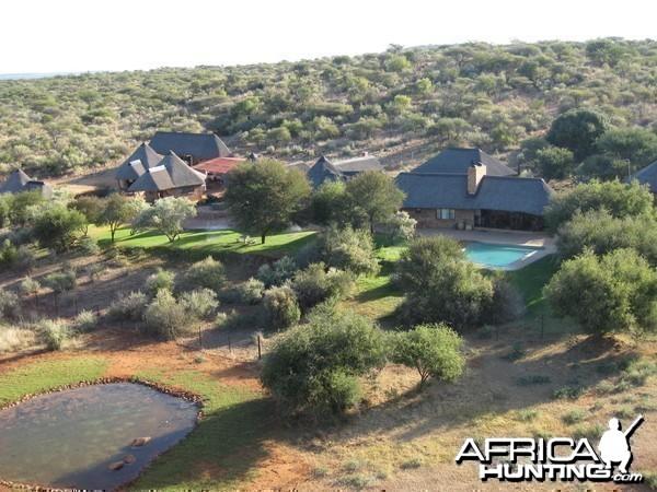 Hartzview Hunting Safaris Base Camp