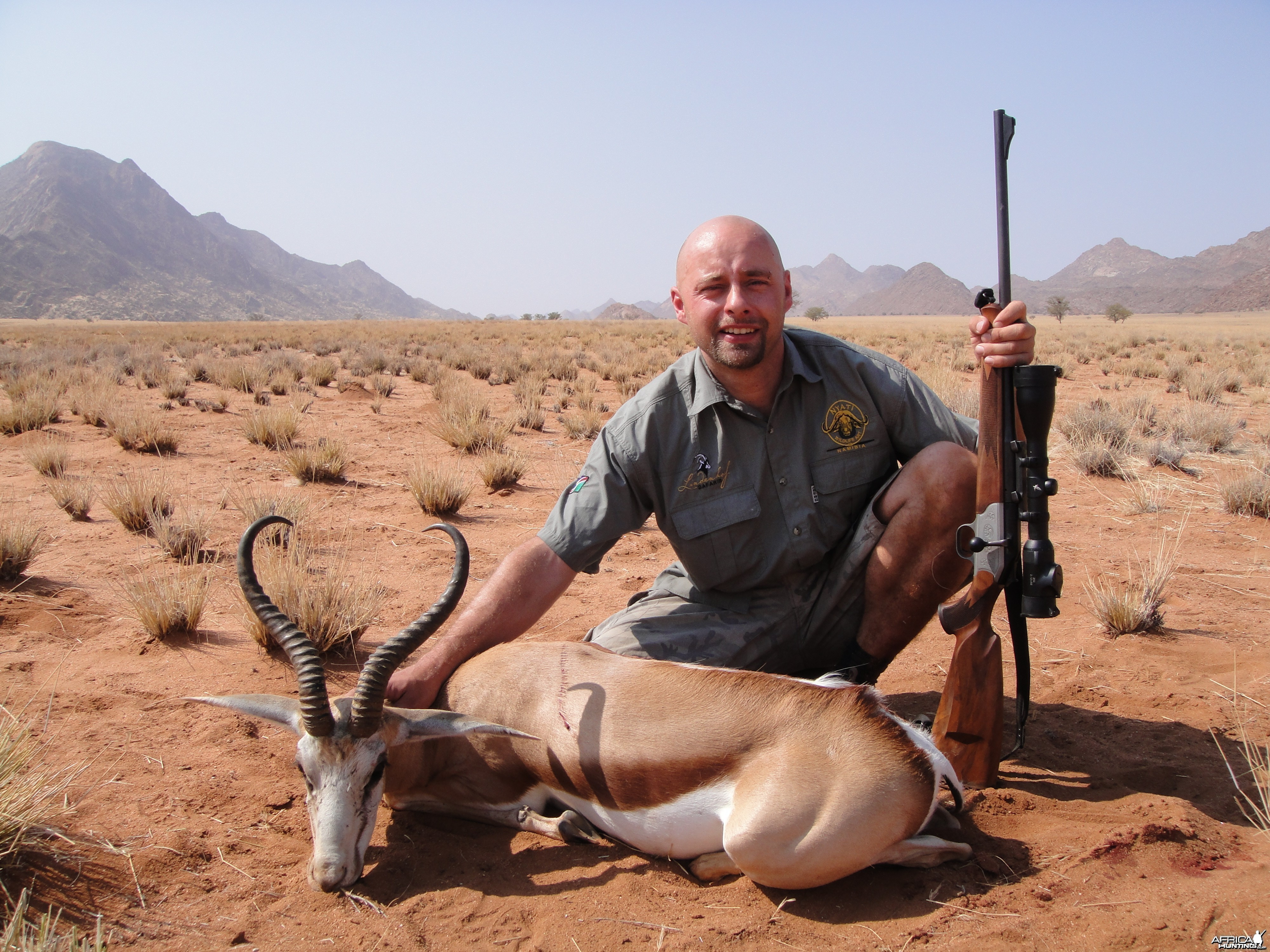 Springbok -Lindenhof Safaris