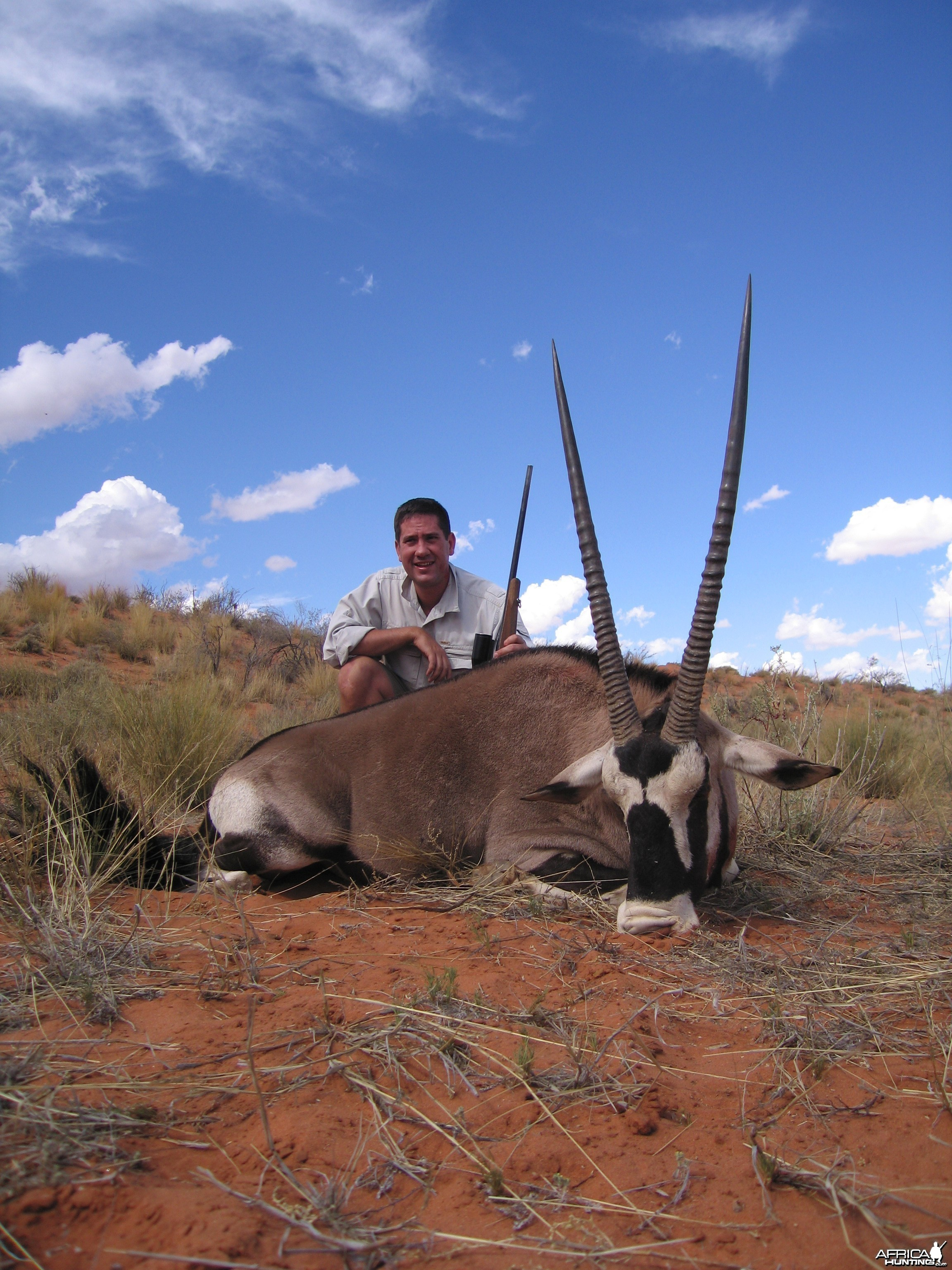 Oryx Hunt - Lindenhof Safaris