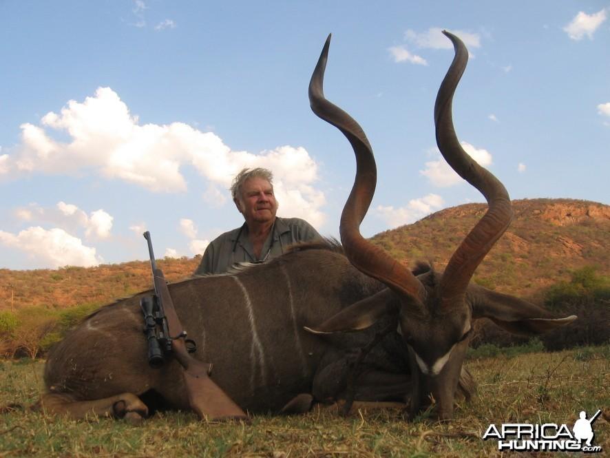 Ted's Kudu