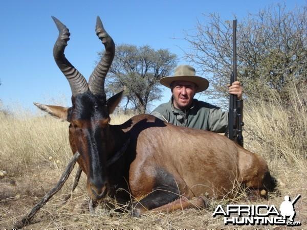 Hartebeest Hunt