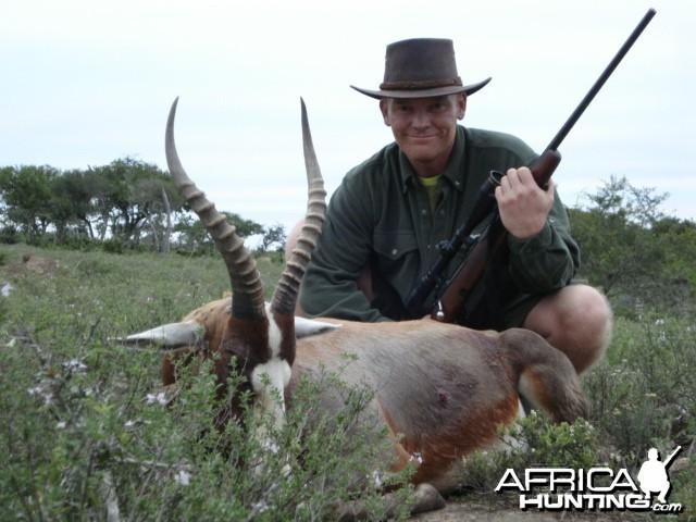 Blesbok Hunt
