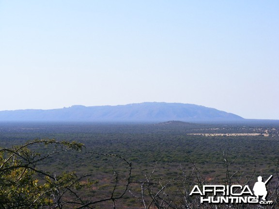 Small Waterberg Plateau