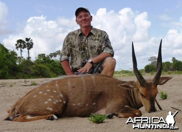 Hunting Bushbuck in Tanzania