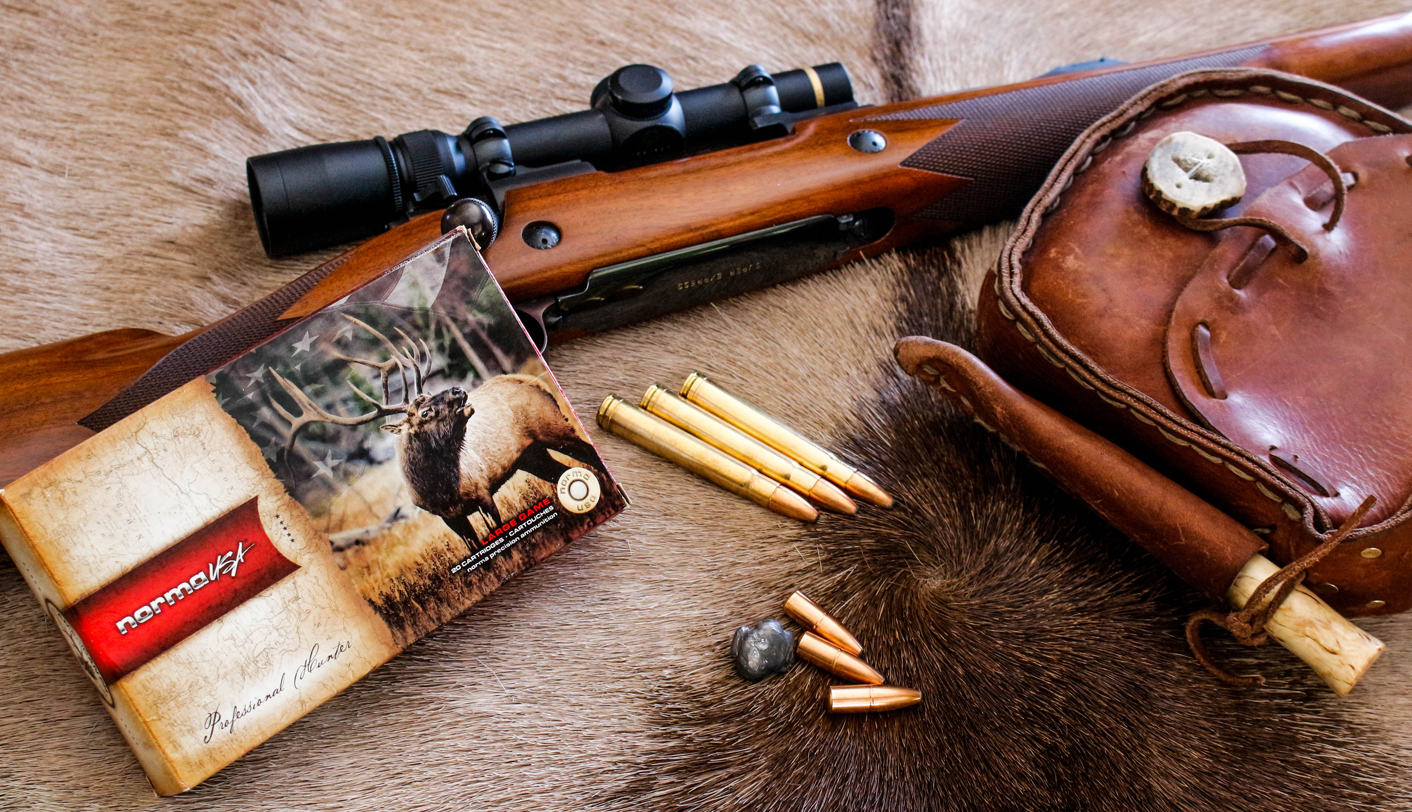 The  375 H&H & The Norma Oryx | Hunting