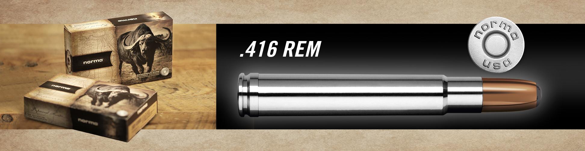 The  416 Remington Mag | Hunting