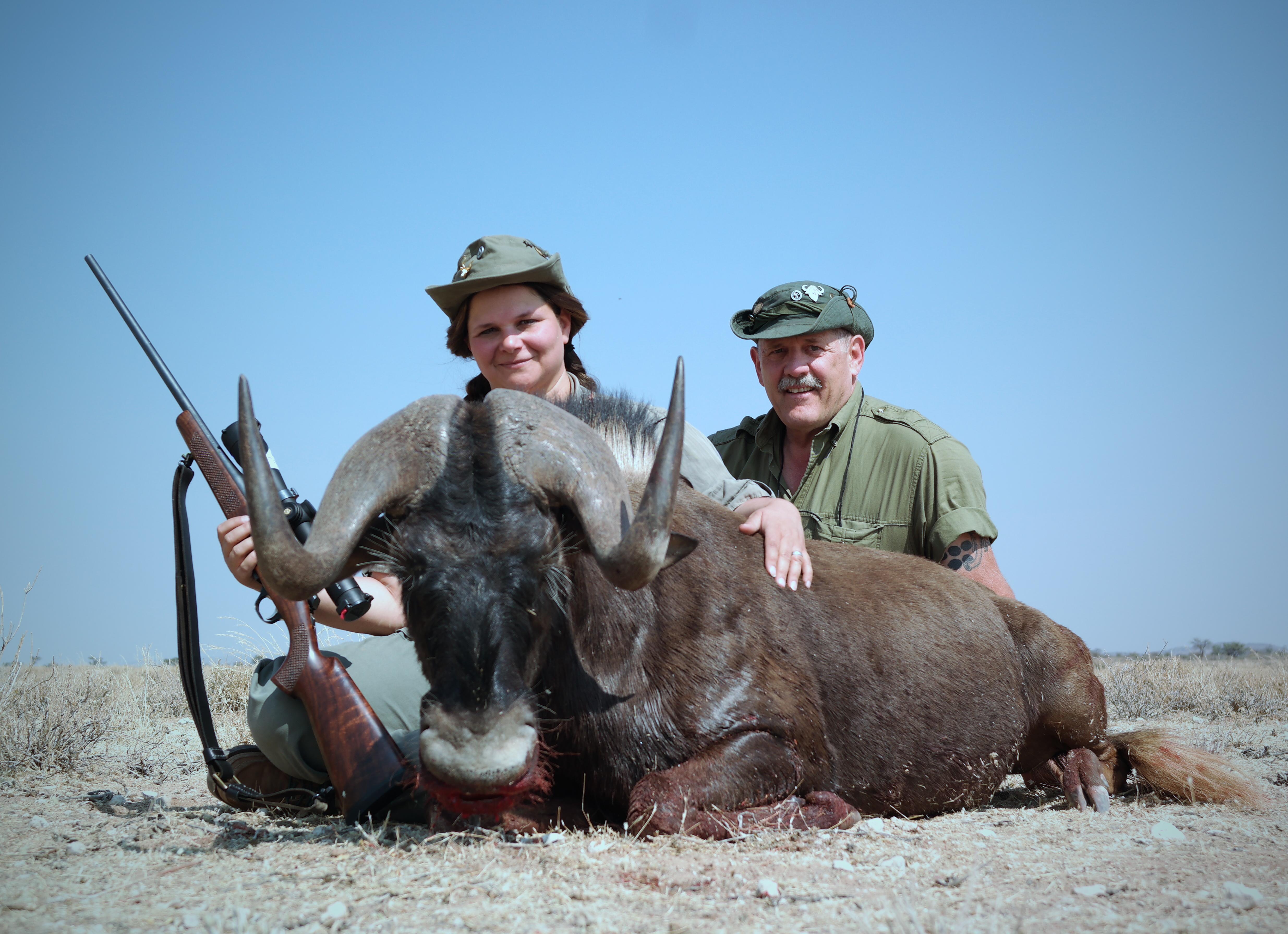 Black wildebeest - 3.JPG