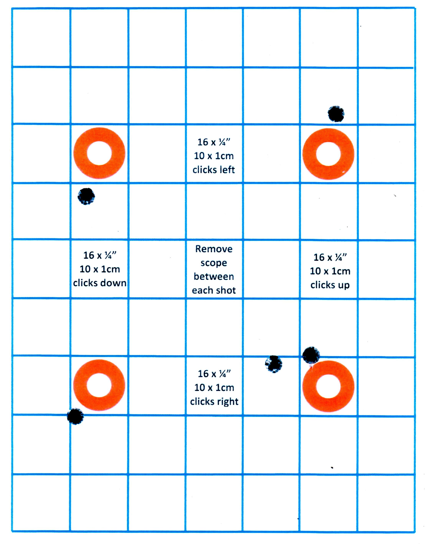 Blaser .300 Wby 165 gr TTSX - Scope removal & clicks test.jpg