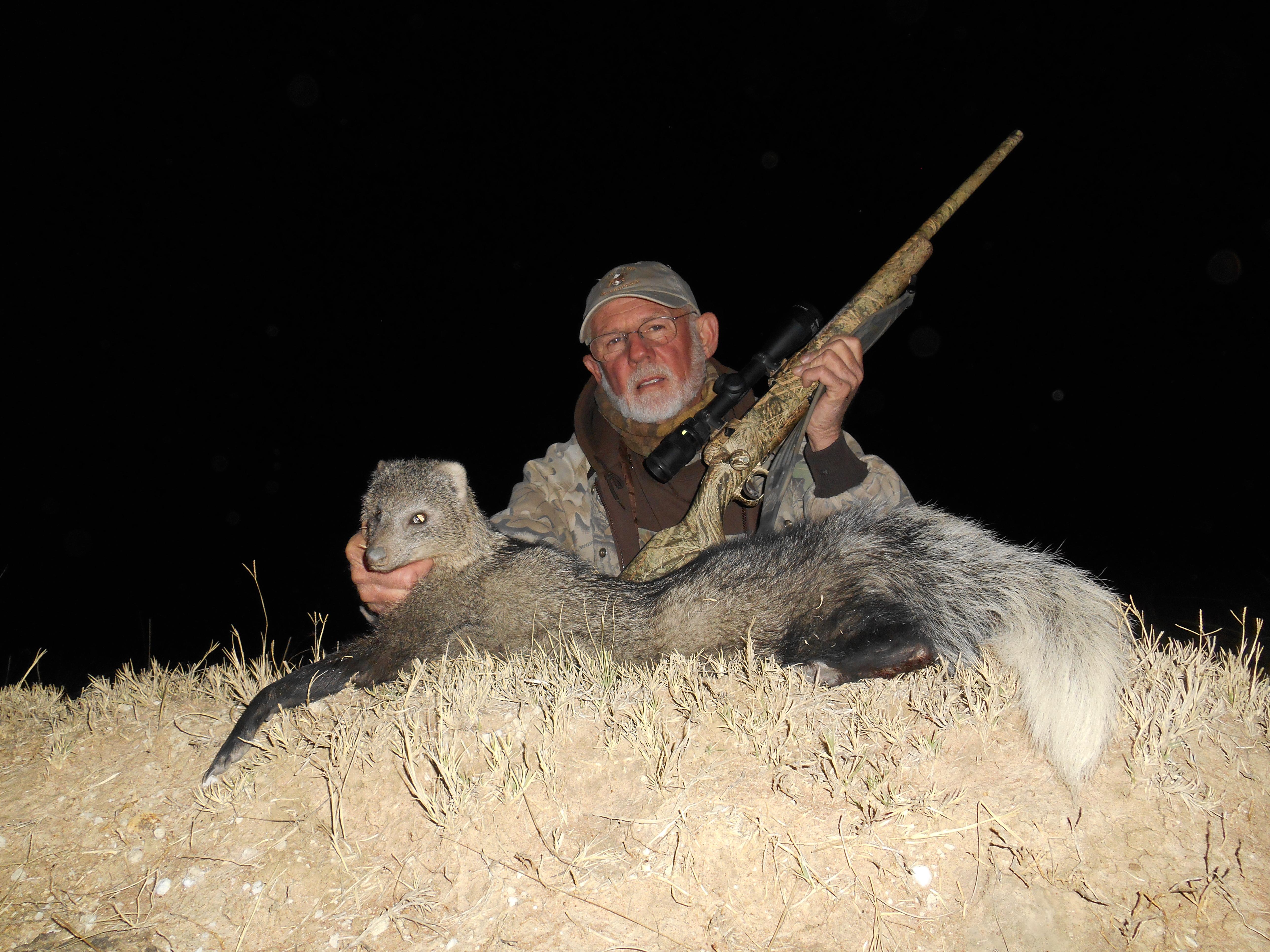 Duane Kingston- White Tailed Mongoose.JPG