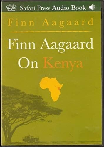Finn Aagaard On Kenya - Audio CD.jpg