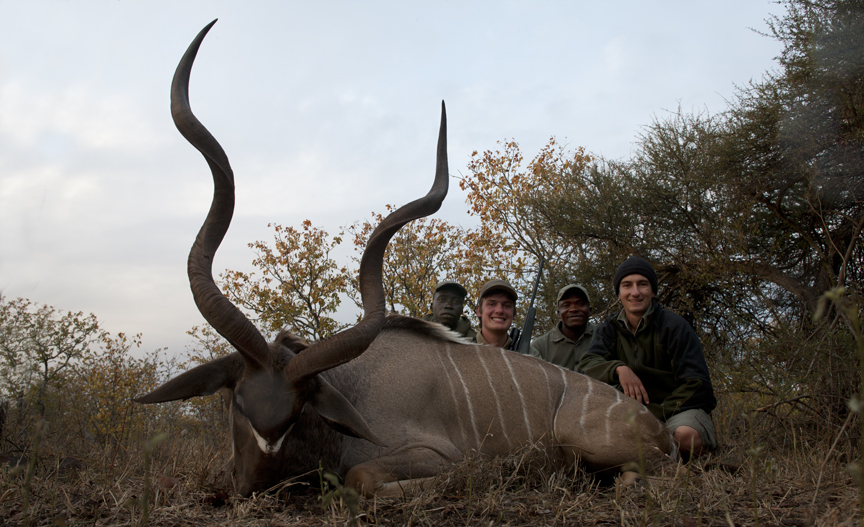 Garrett, Shaun and kudu.jpg