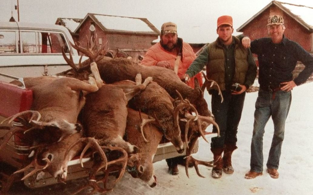 the good old days of hunting From the early 80's through the mid 90's i was the wildlife manager for the weyerhaeuser tree farms in washington state my primary responsibility was.
