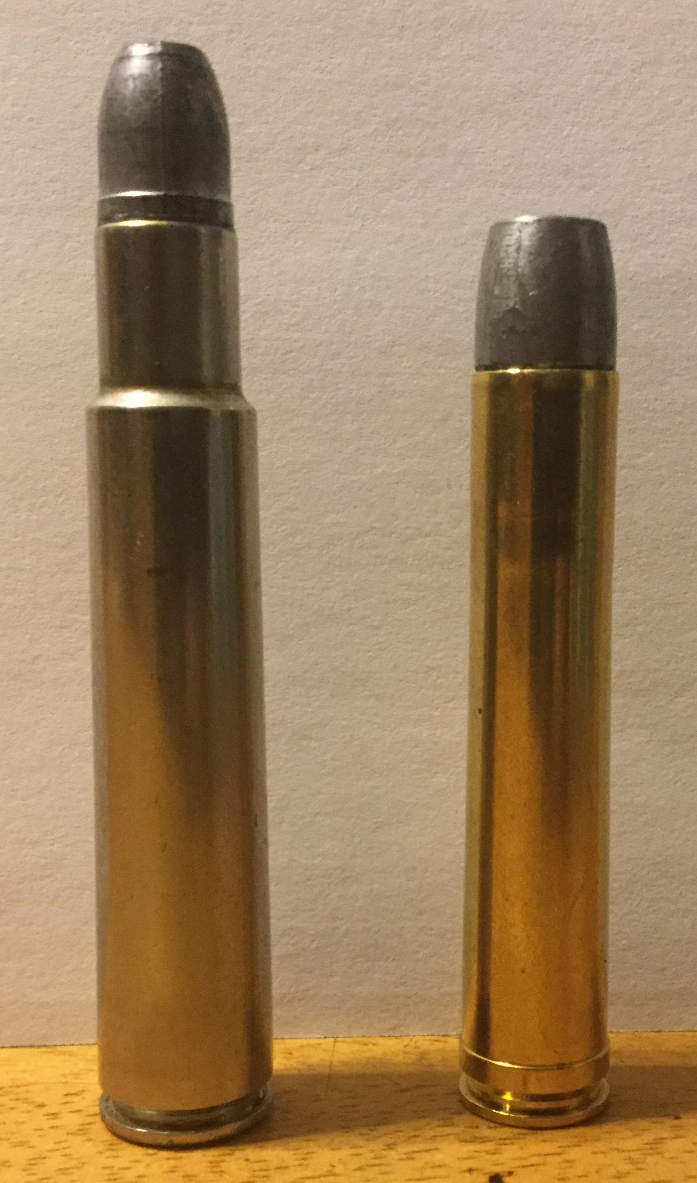 Big Bore Cast Bullet loads | Hunting