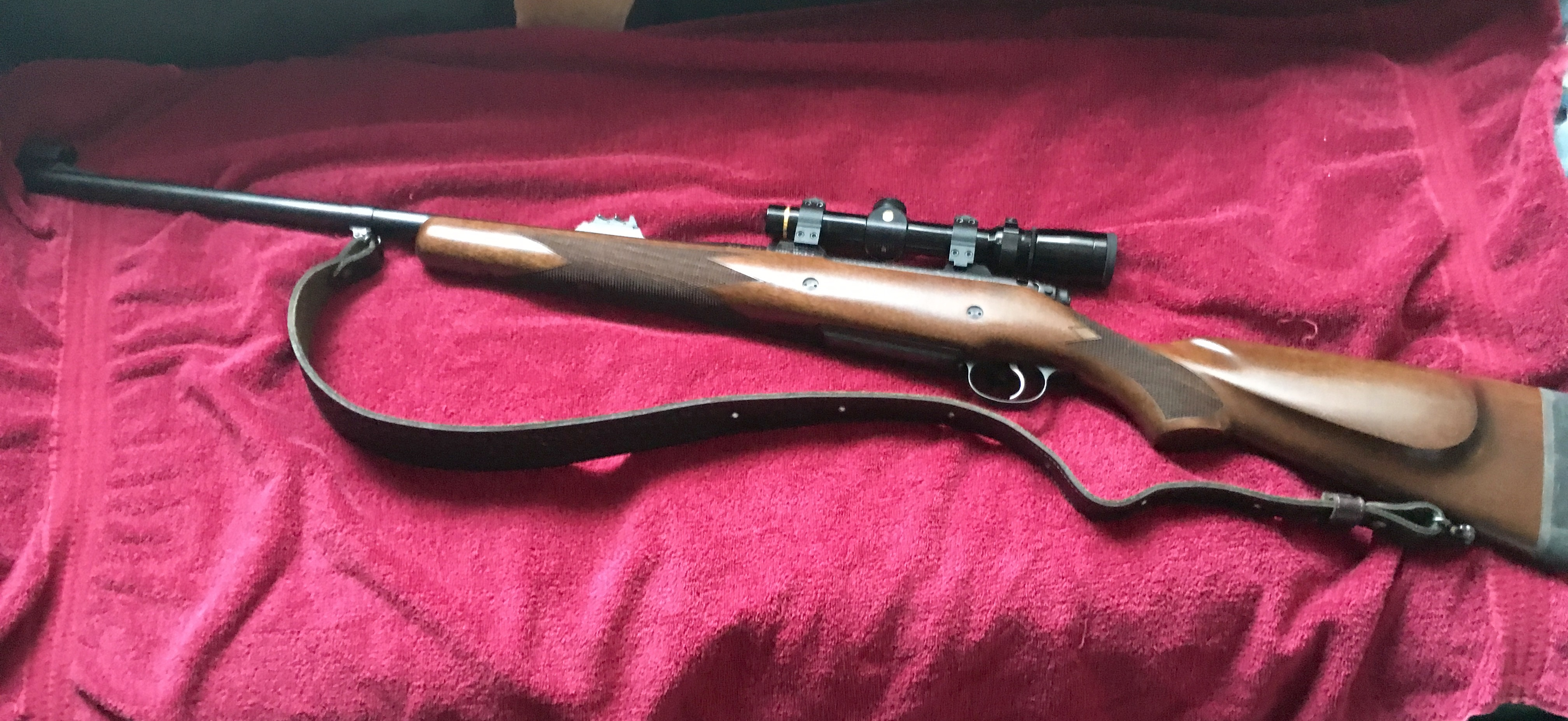 In persuit of a 404 Jeffery working rifle | Hunting