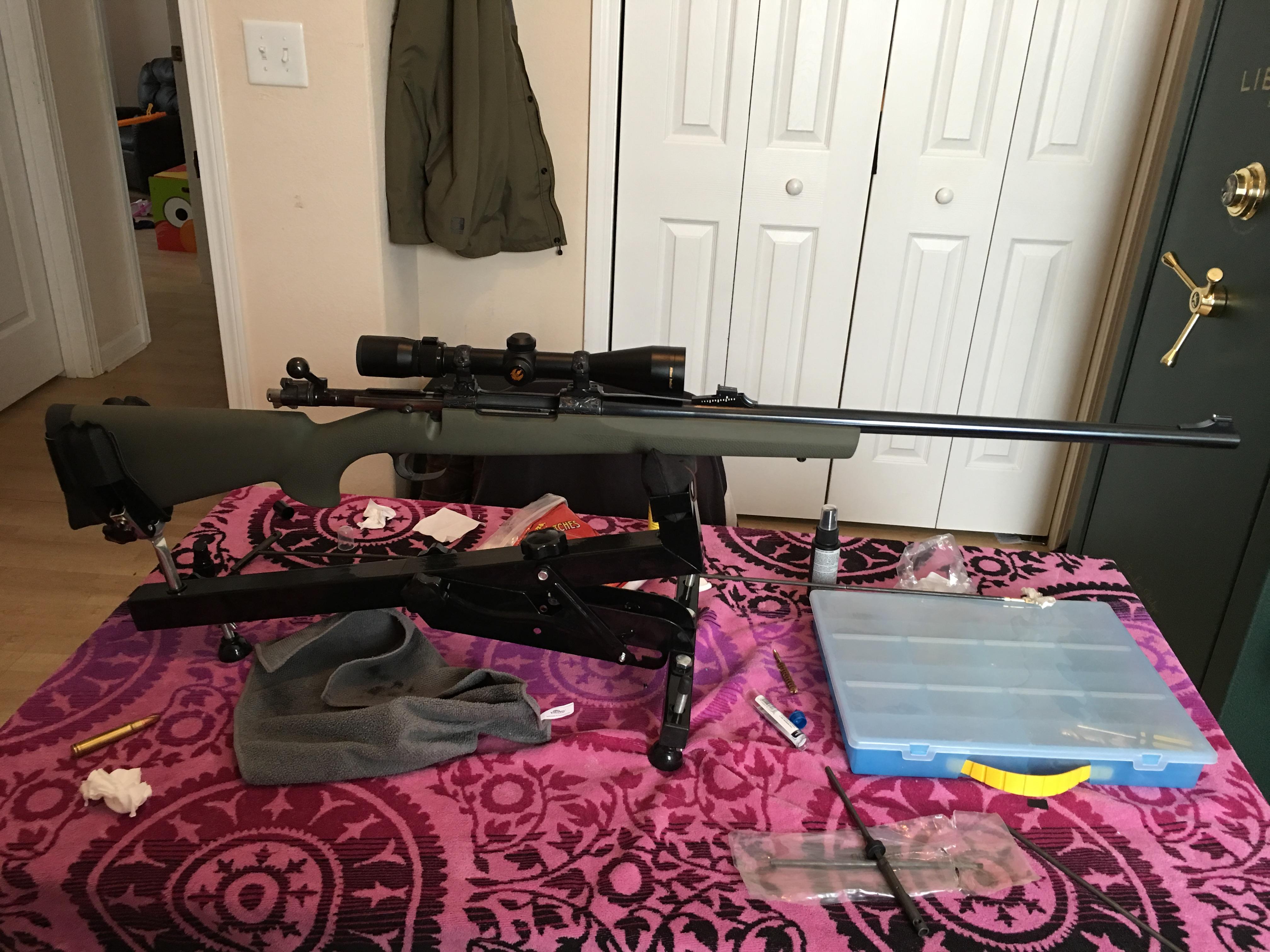 416 taylor hunting