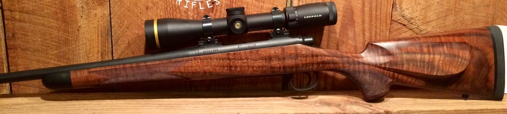 Replacement stock Winchester M70 Alaskan  375 | Hunting