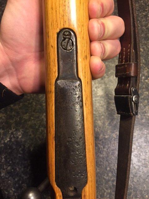 1939 Mauser 98 Borsigwalde | Hunting