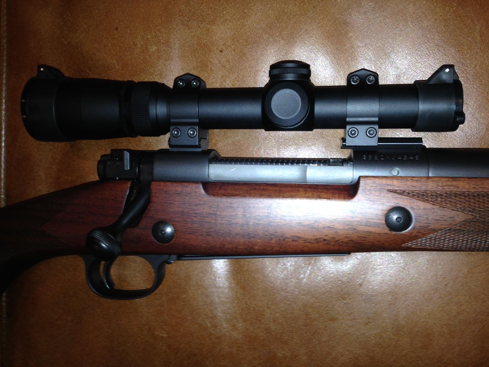 My new  375 H&H setup | Hunting
