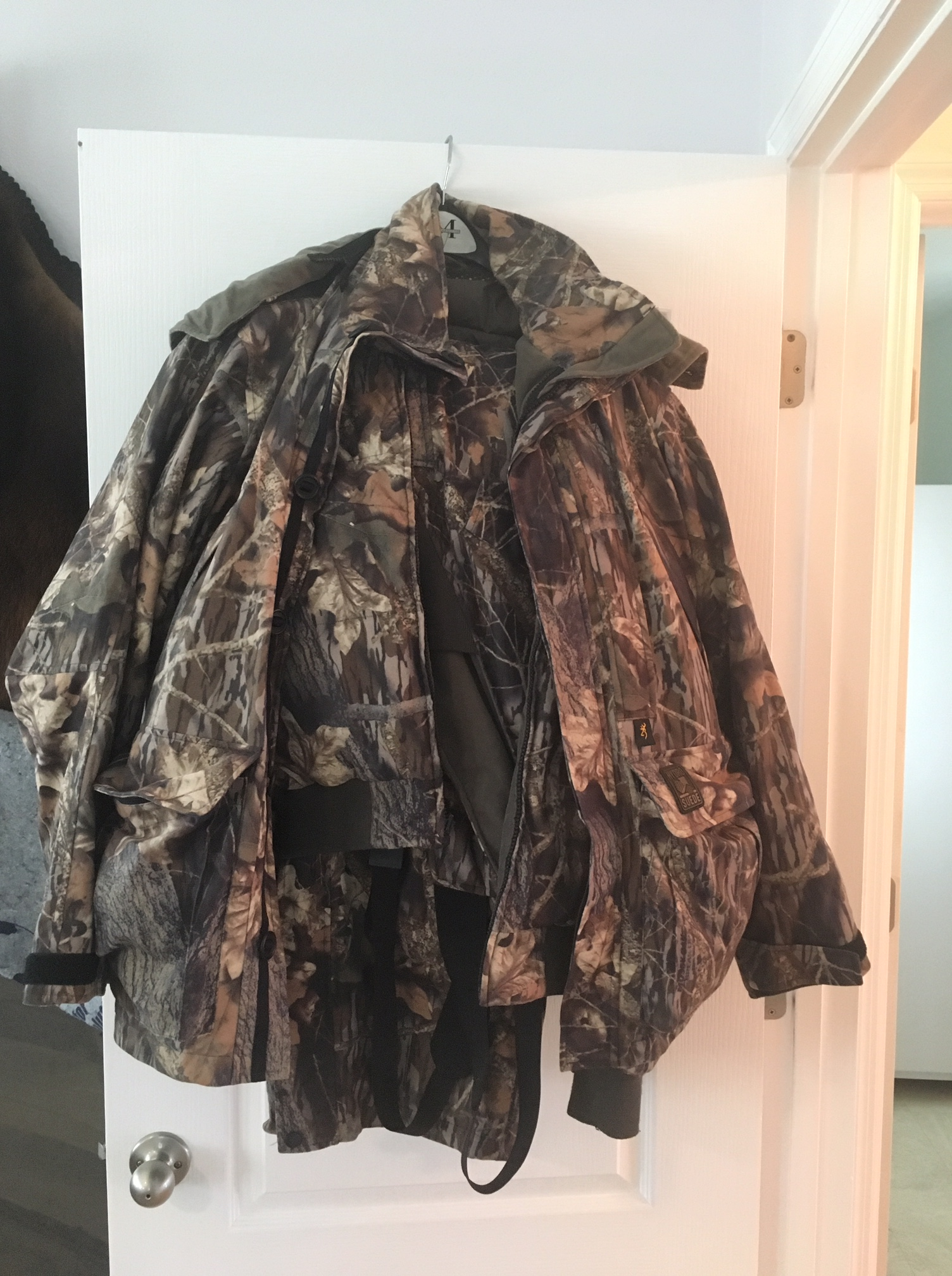 2b19814f792e9 Browning Hydro-Suede 3 Piece For Sale   Hunting