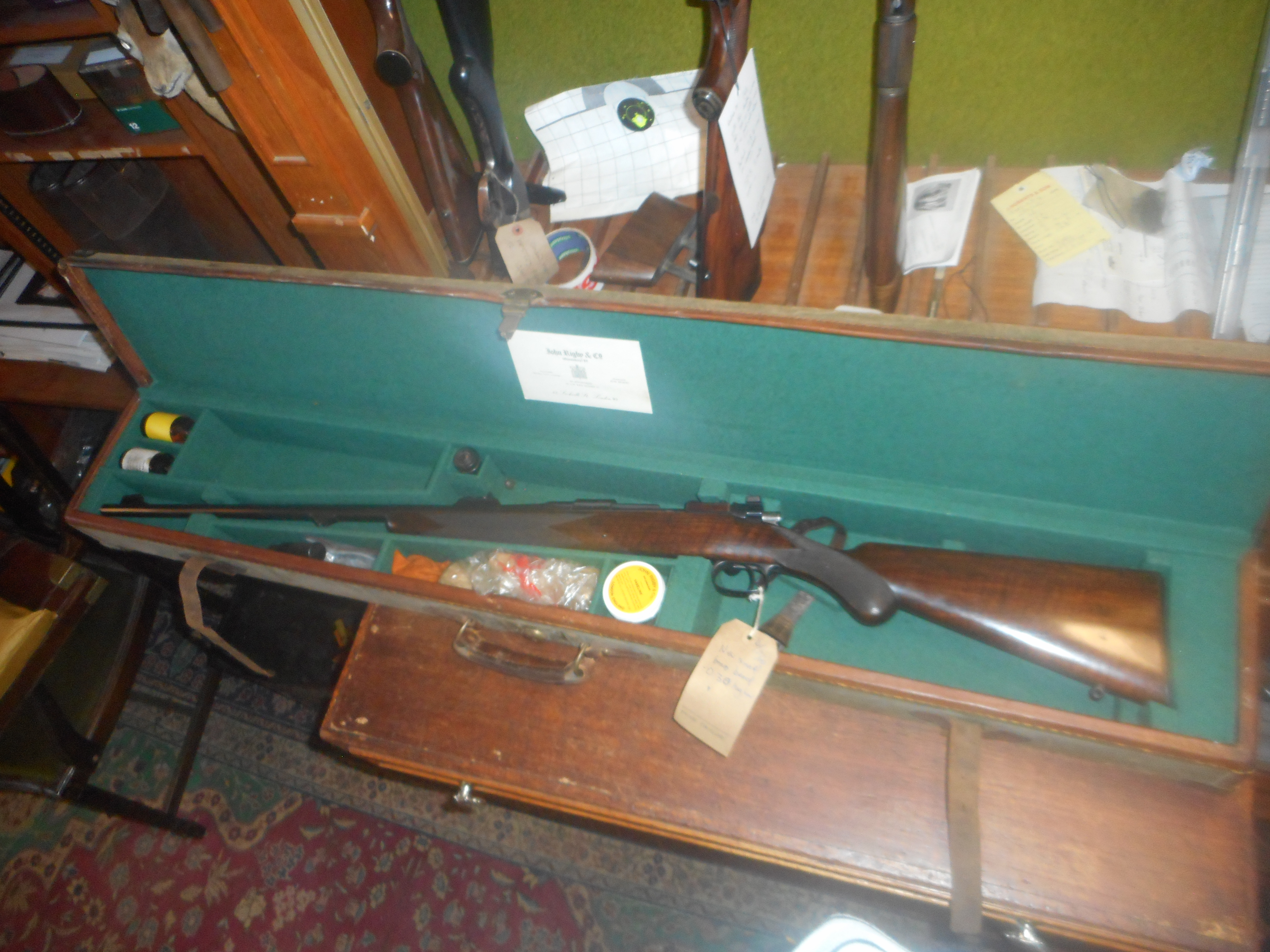 jeep and rifles at pauls 8 sept 2016 018.JPG