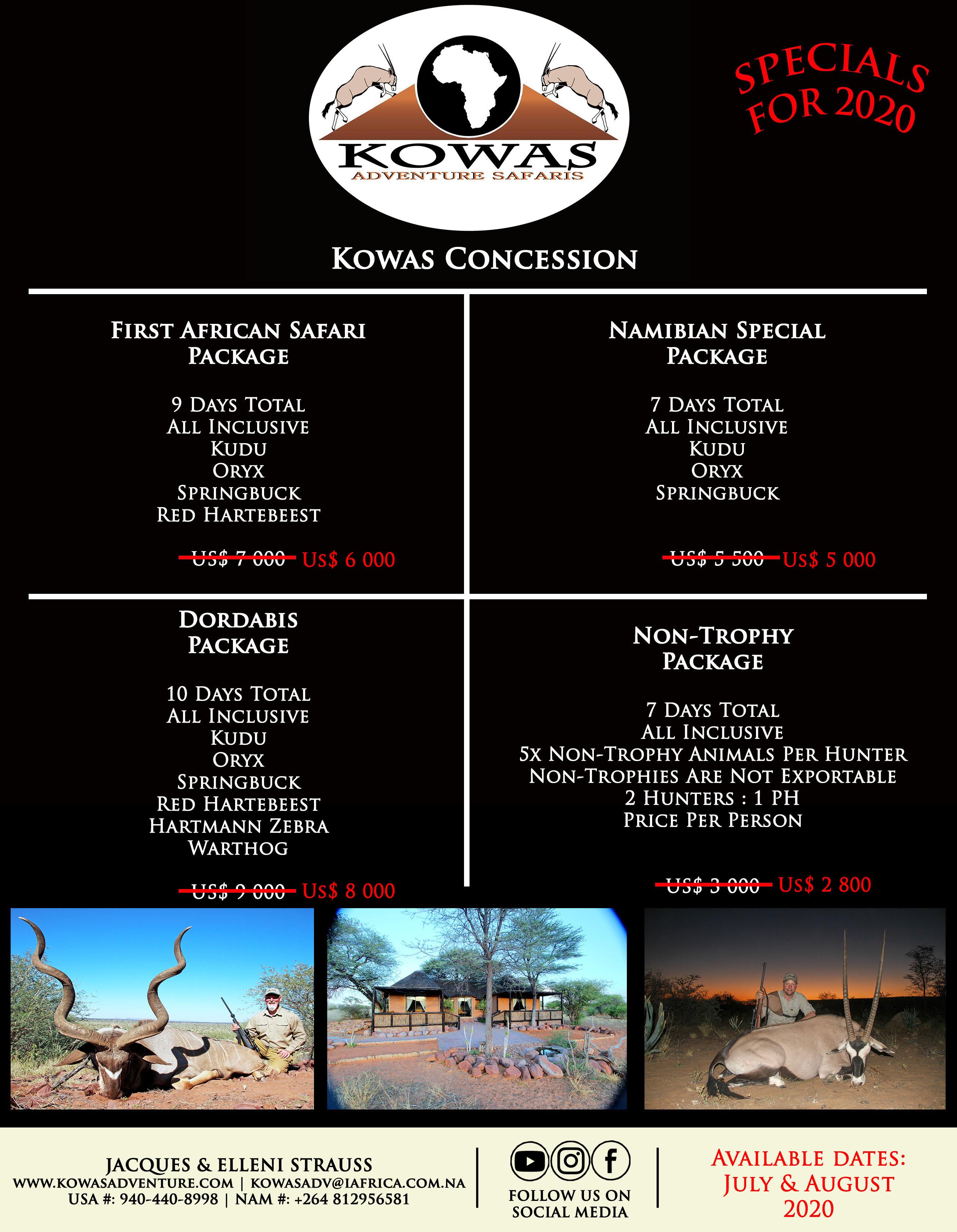 Kowas Adventure Safaris - 2020 Specials.jpg