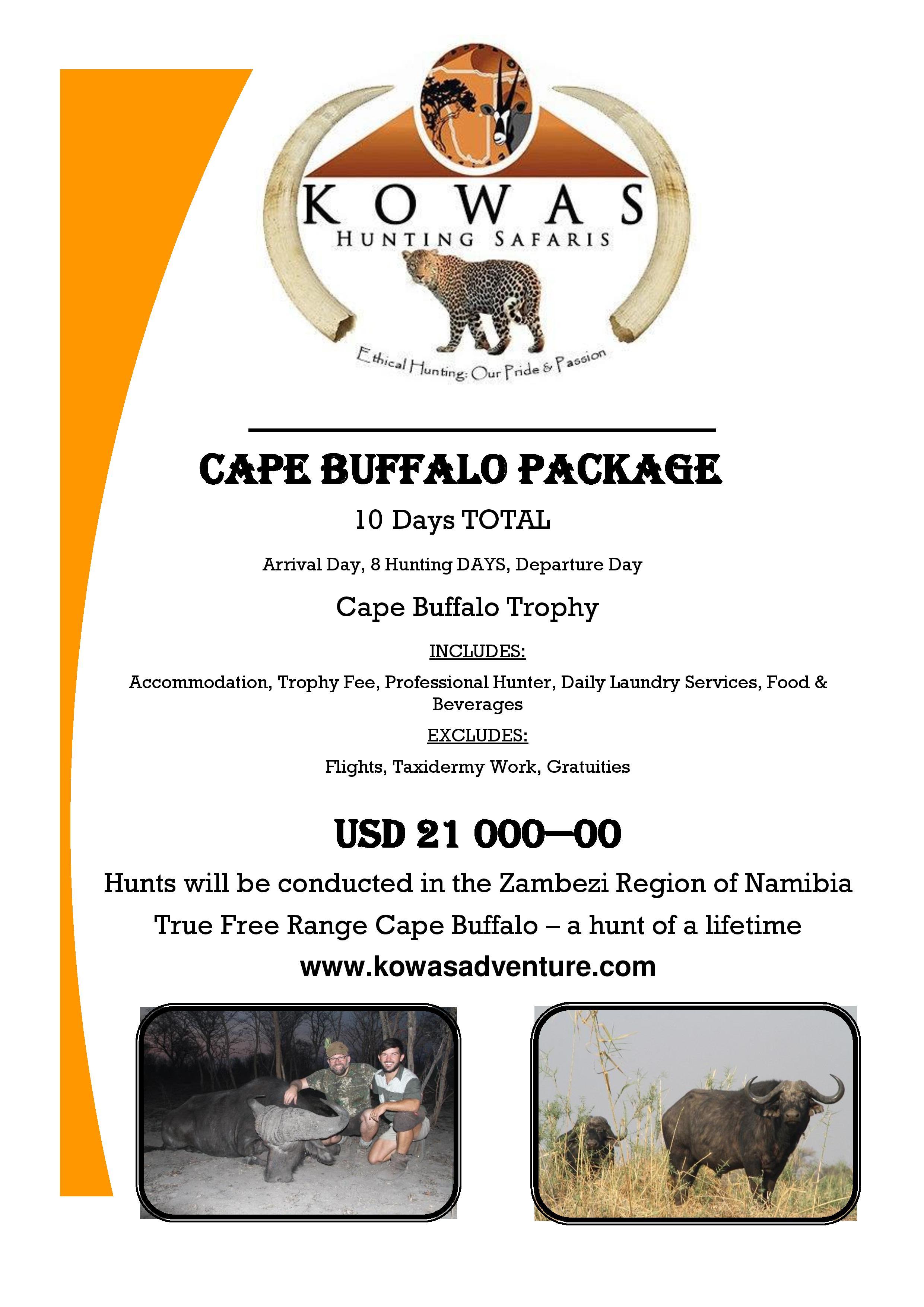 Kowas Hunting Safaris - CAPE BUFFALO PACKAGE-page-001.jpg