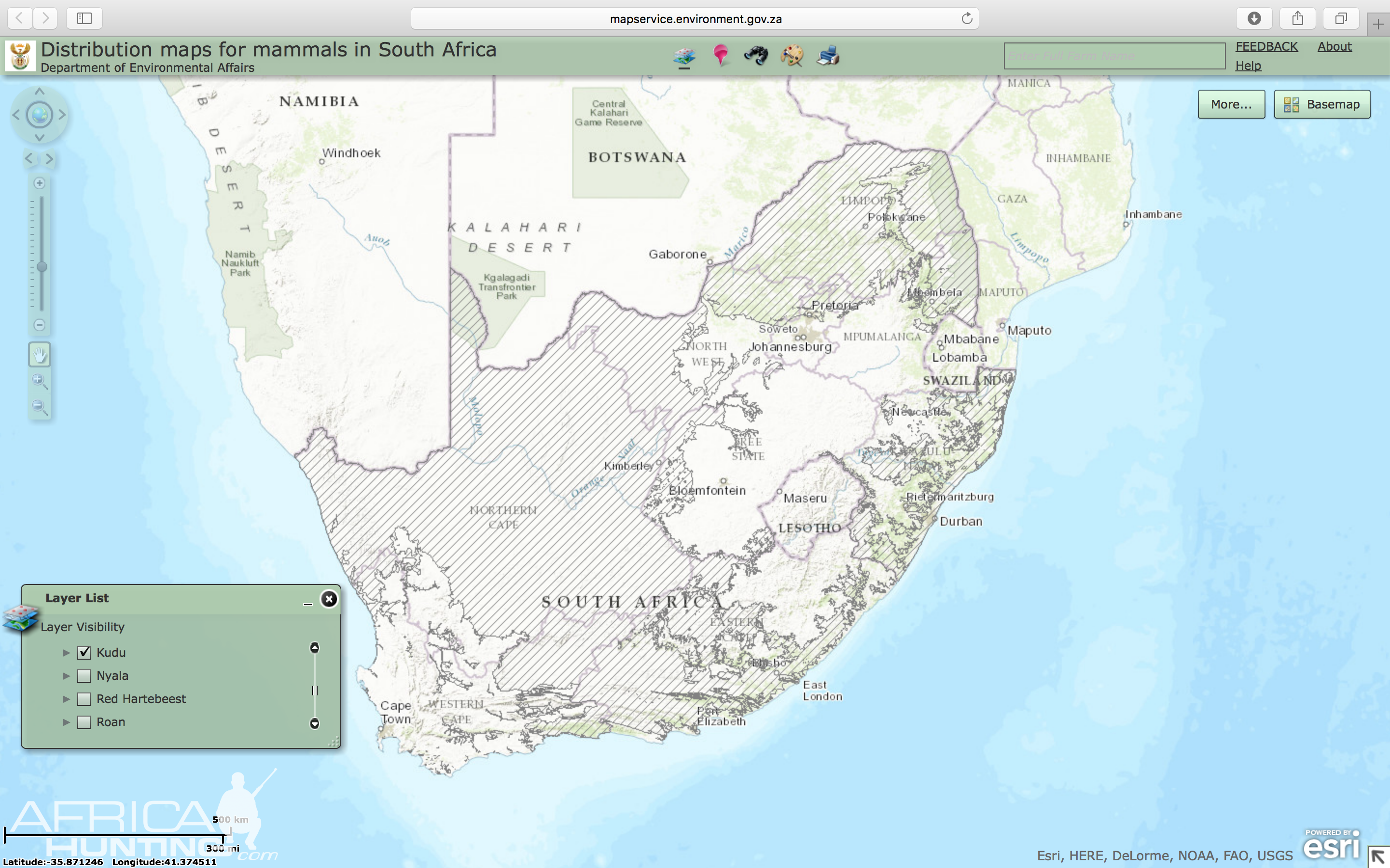 kudu-distribution-map-south-africa.png