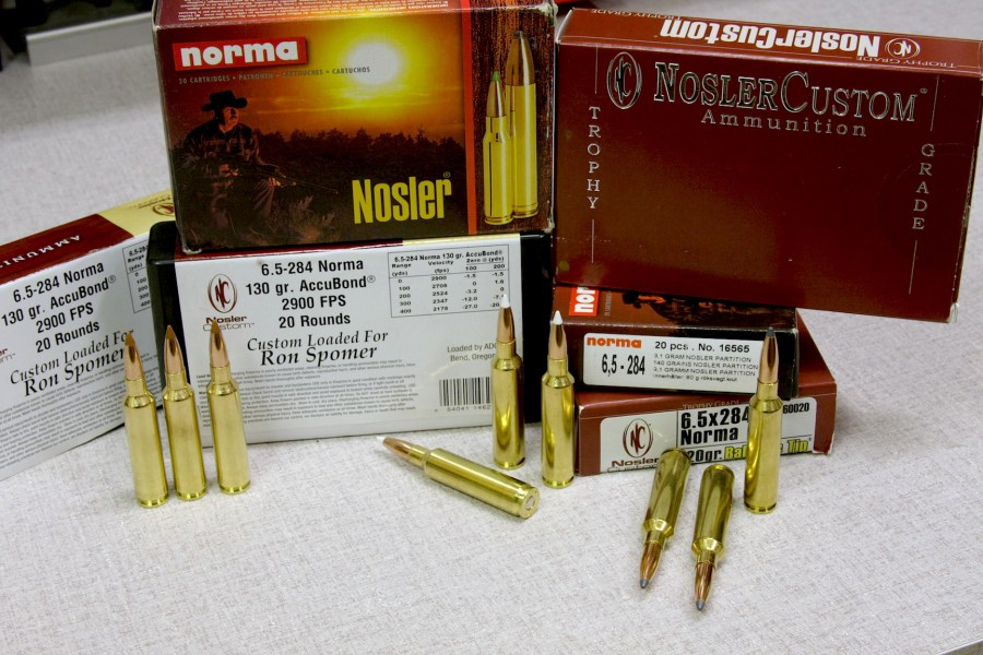 6 5 284 norma best all round cartridge hunting