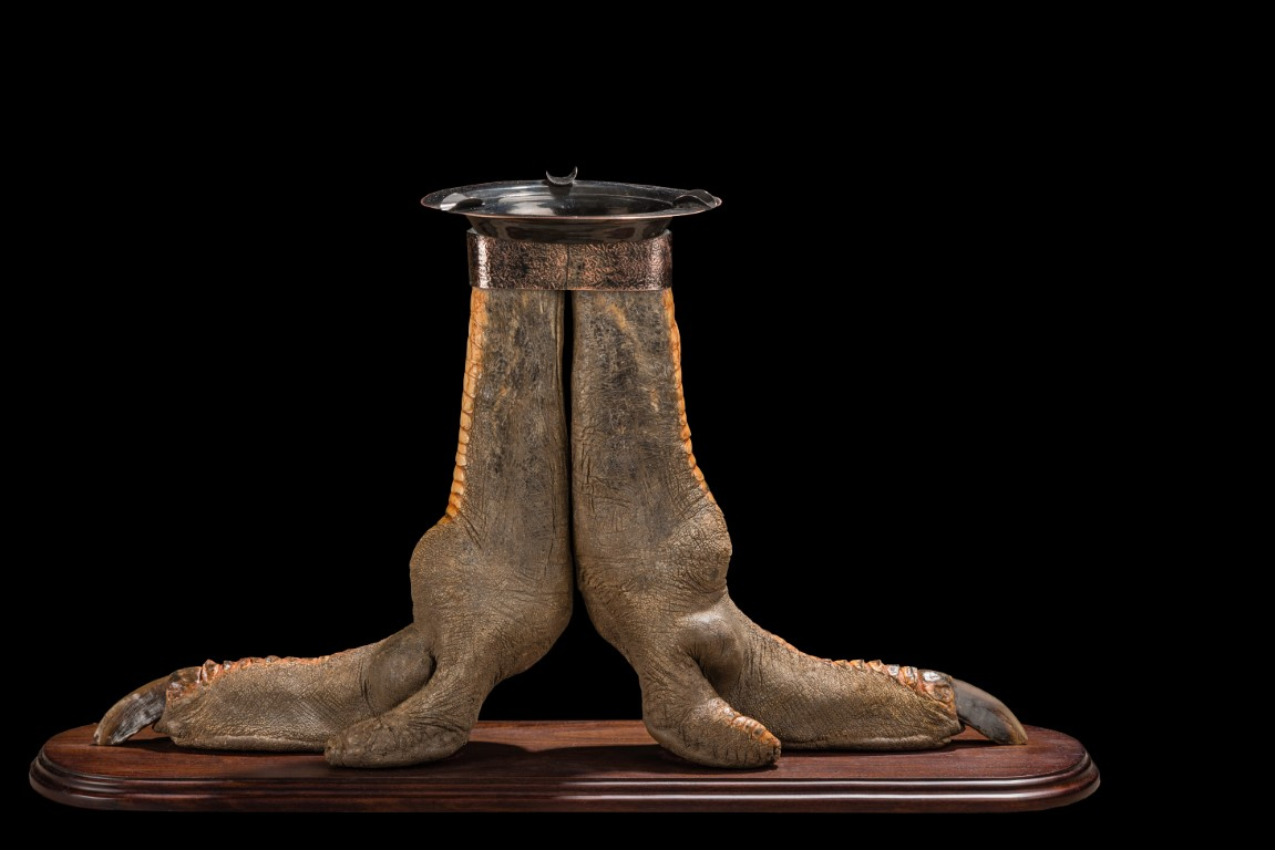 Ostrich-Feet-Ashtray-GG173-Medium.jpg