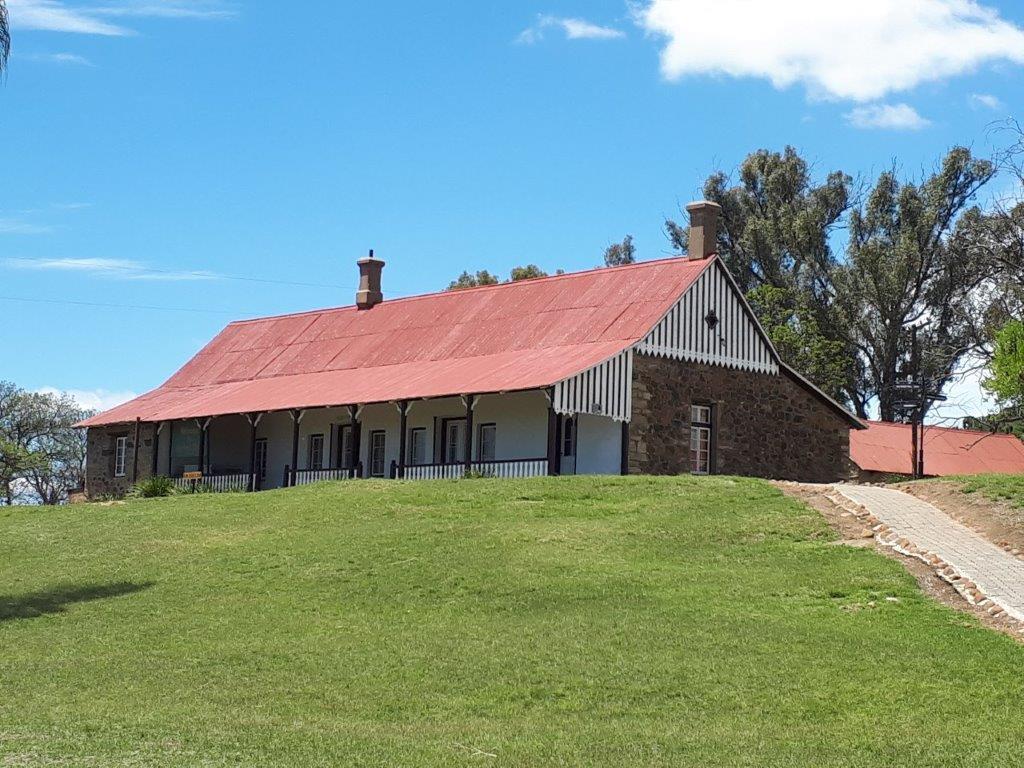Rorke's Drift museum building built over the original hospital where it all happened..jpg