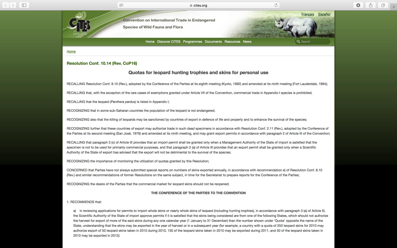 NAMIBIA Hunting Information | Hunting