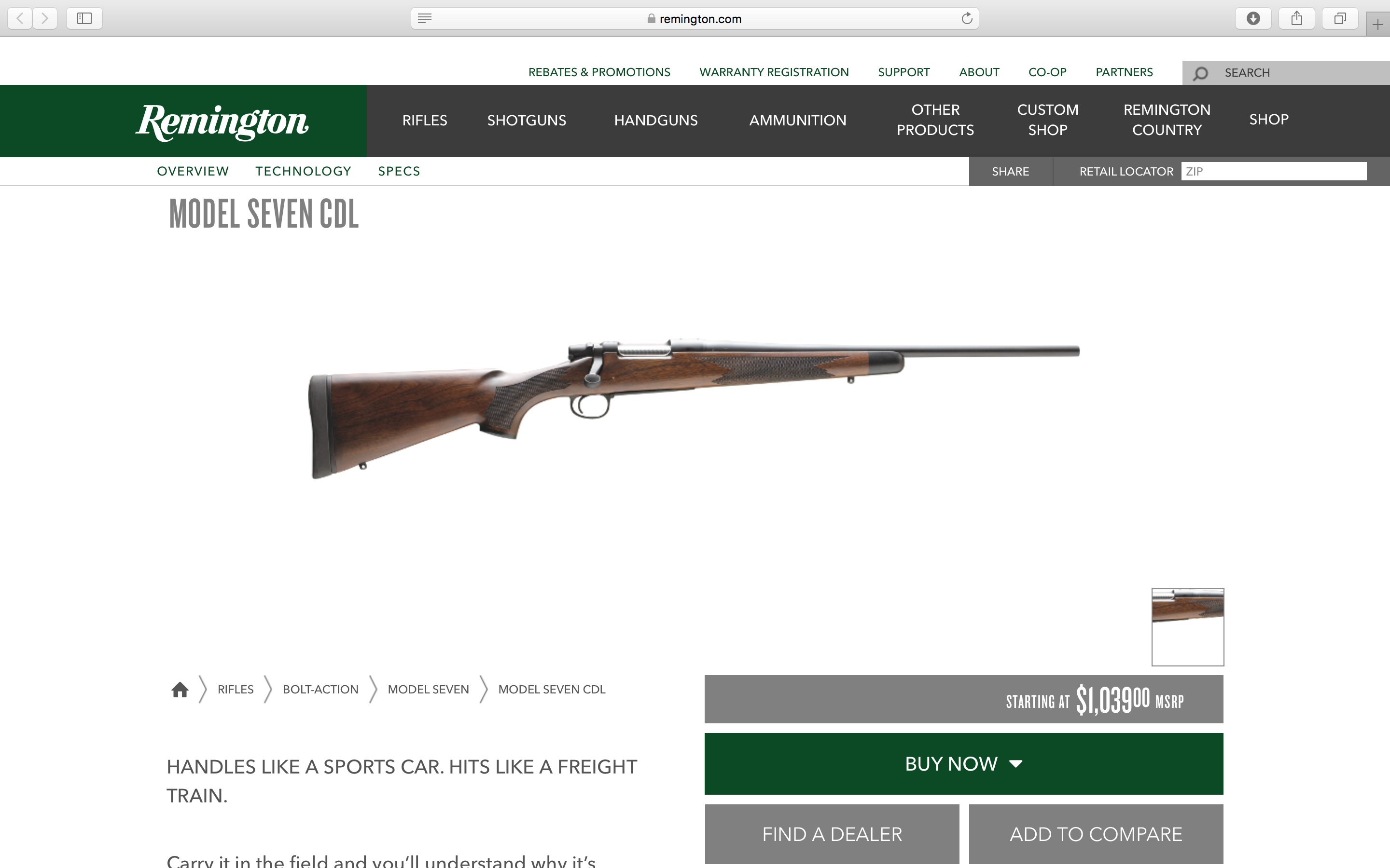 Best rifle for women | Hunting