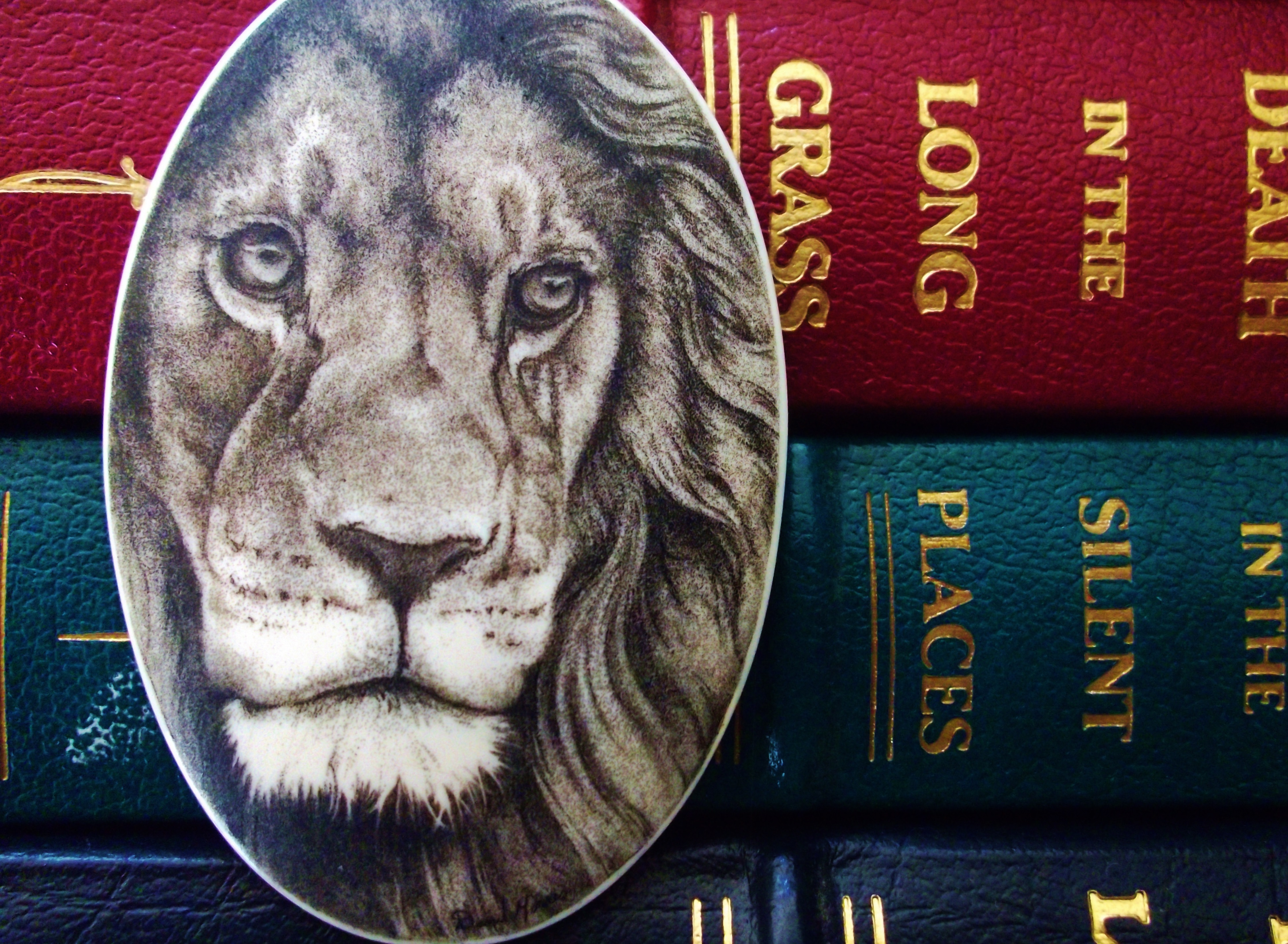 Scrimshaw Lion.JPG