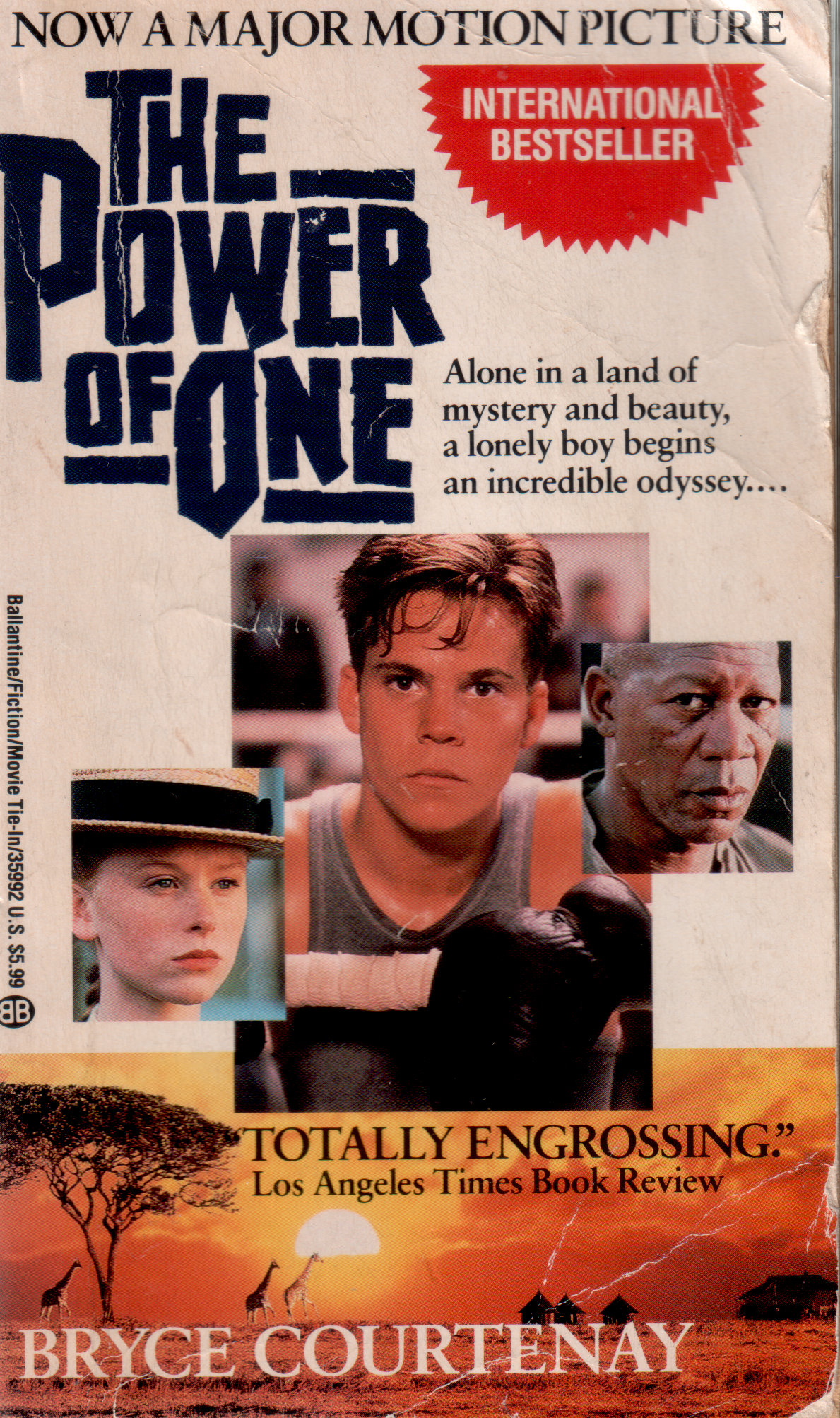 An analysis of the movie the power of one